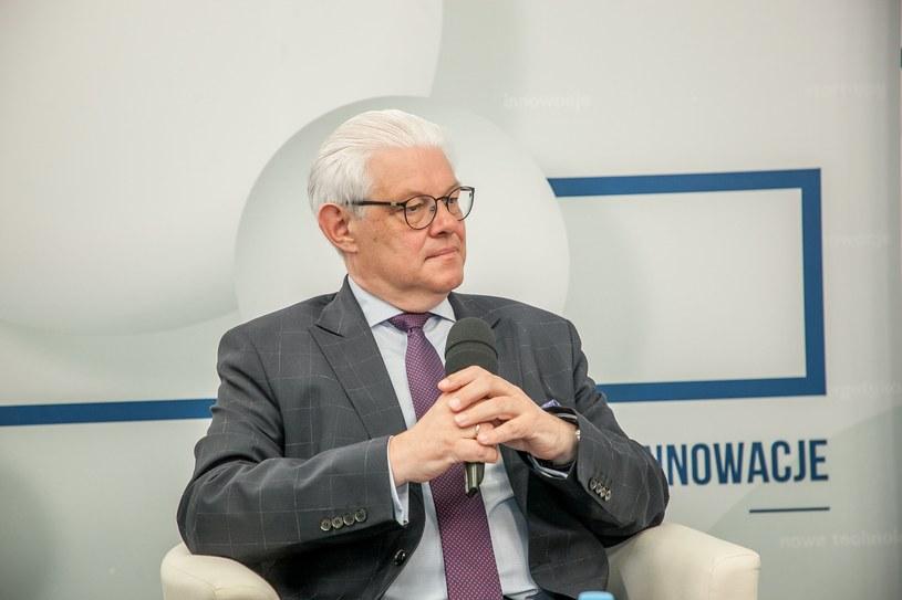 Jakub Faryś, prezes Polskiego Związku Przemysłu Motoryzacyjnego /INTERIA.PL