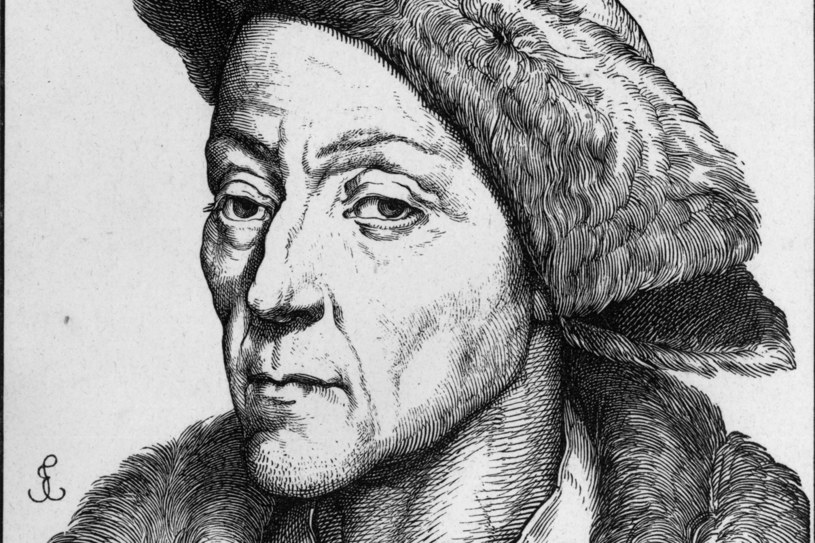 Jakub Fugger około 1525  r. /Getty Images