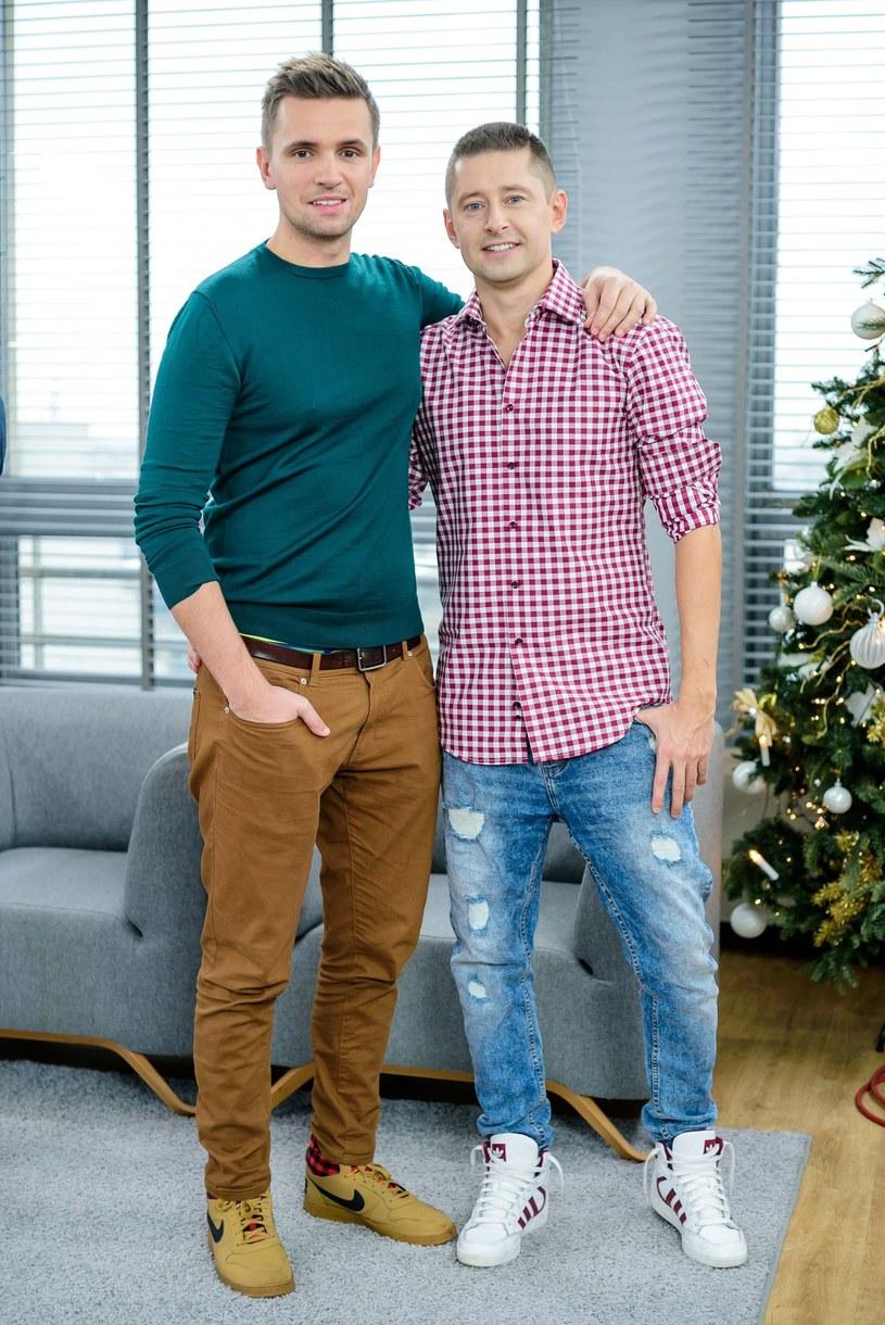 Jakub i Dawid Mycek-Kwiecińscy /Tomasz Urbanek /East News