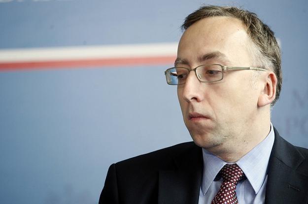 Jakub Karnowski, prezes PKP SA. Fot Adam Guz /Reporter