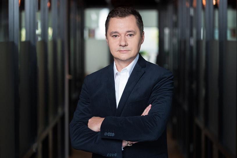 Jakub Kiwior, dyrektor organizacji płatniczej Visa zarządzający regionem Europy Środkowo-Wschodniej, źródło: Visa /&nbsp