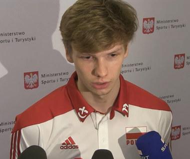 Jakub Kochanowski o klasie reprezentacji USA. Wideo
