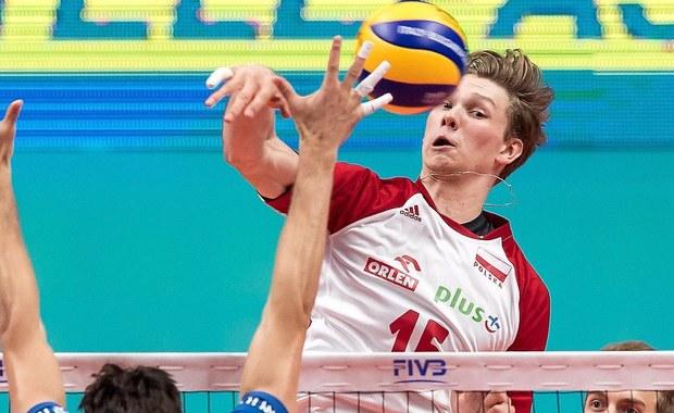 Jakub Kochanowski: Środkowy musi być zawsze w powietrzu