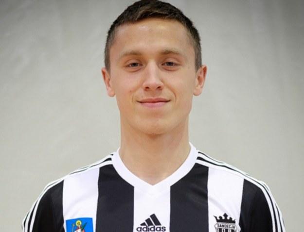Jakub Nowak / http://www.sandecja.com.pl /Internet