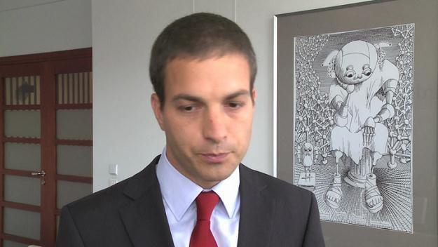 Jakub Ruiz, adwokat z Kancelarii Bird & Bird /Newseria Biznes