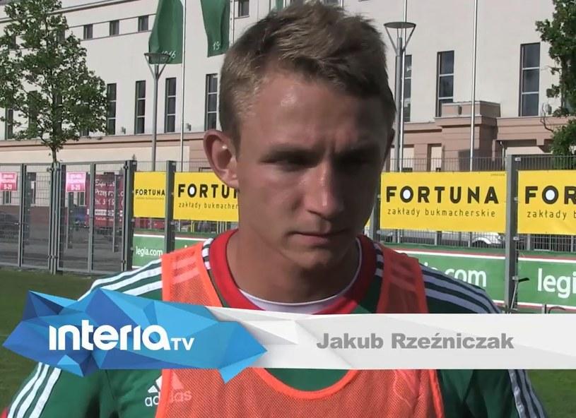 Jakub Rzeźniczak /INTERIA.PL