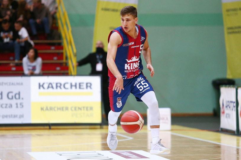 Jakub Schenk dostał powołanie do reprezentacji Polski /Piotr Matusewicz /East News