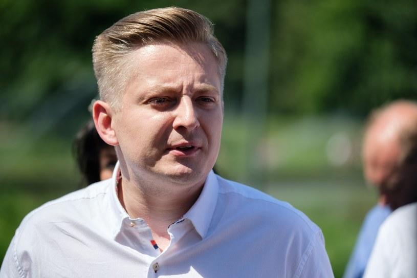 Jakub Stefaniak /Mateusz Grochocki /East News