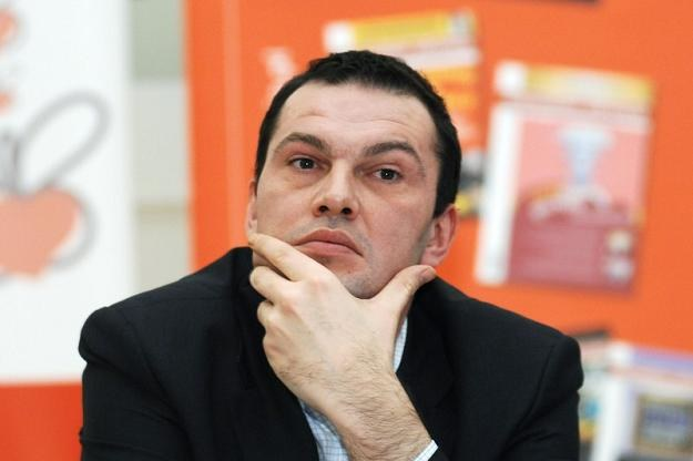 Jakub Szulc, wiceminister zdrowia. Fot. Piotr Gamdzyk /Reporter