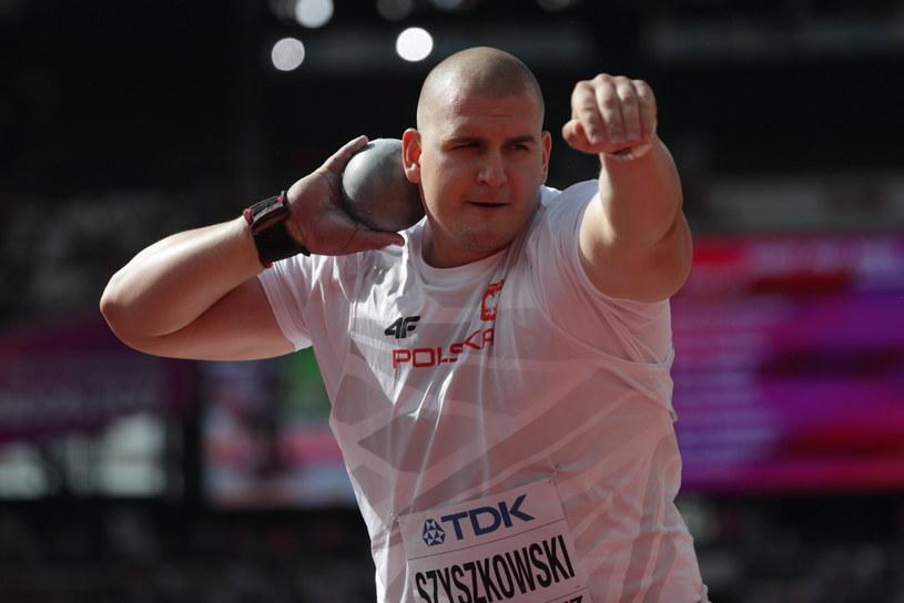 Jakub Szyszkowski /Fot. Bartłomiej Zborowski /PAP