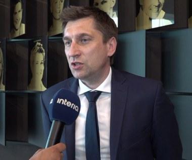 Jakub Tabisz (Cracovia): Chcemy zagrać w pucharach. Wideo