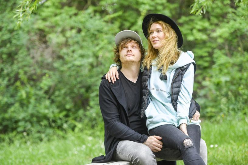 Jakub Tackowiak i Marta Bryła /Norbert Nieznanicki /AKPA