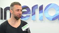 Jakub Wawrzyniak dla Interii: Dziwactwem byłoby, gdyby kadra grała teraz czwórką obrońców. Wideo