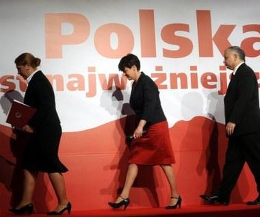Jakubiak zawieszona w prawach członka PiS