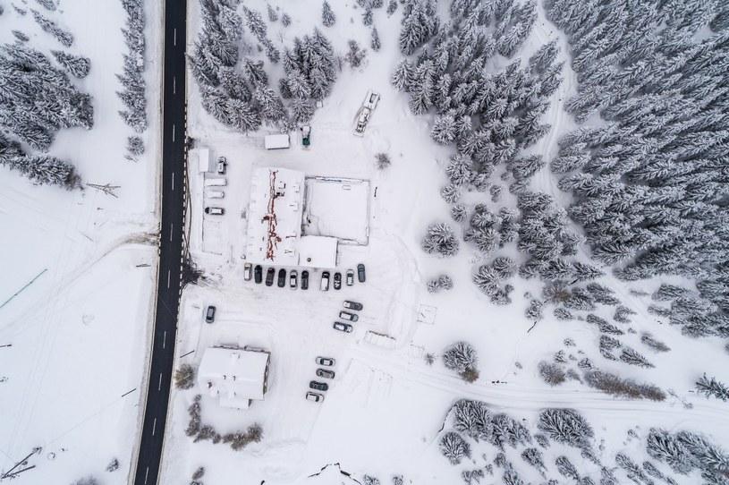 Jakuszyce to raj dla narciarzy biegowych /123RF/PICSEL