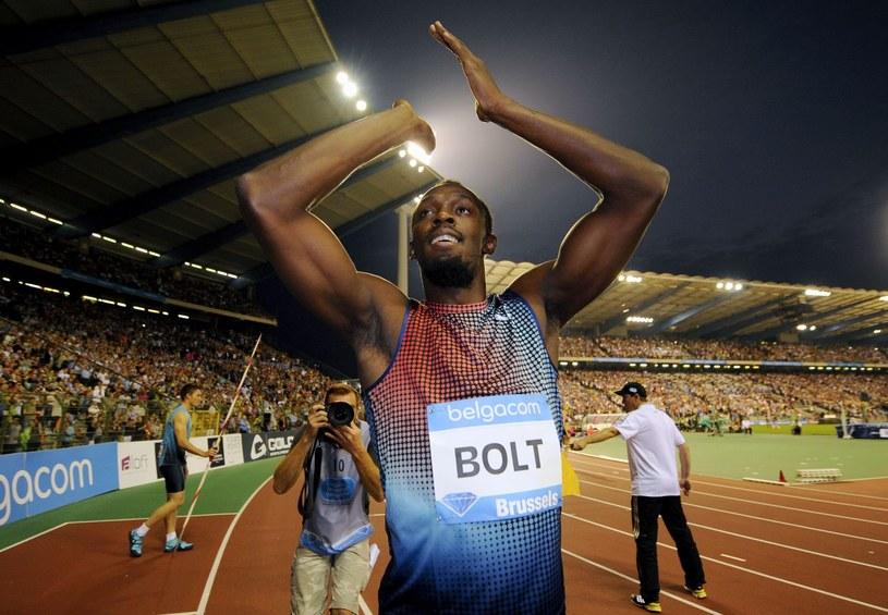 Jamajski sprinter Usain Bolt /AFP