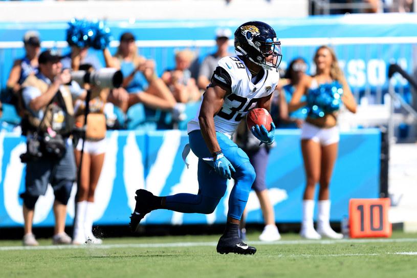 Jamal Agnew przeszedł do historii NFL /Sam Greenwood / Staff /Getty Images