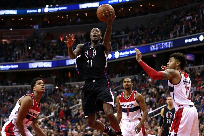 Jamal Crawford z Los Angeles Clippers /AFP