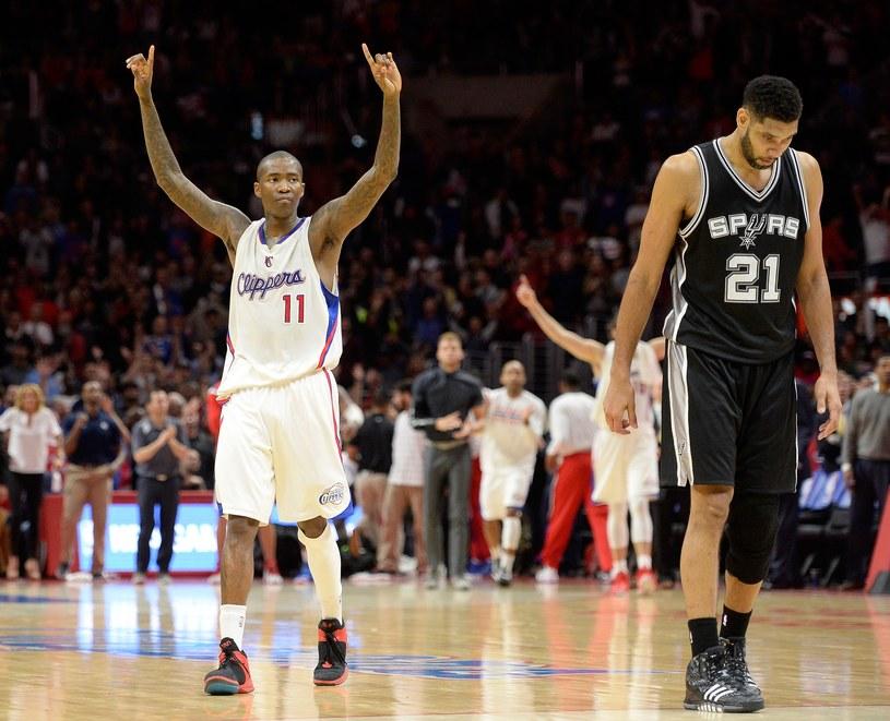 Jamal Crawford zdobył 26 punktów w meczu z San Antonio Spurs /AFP