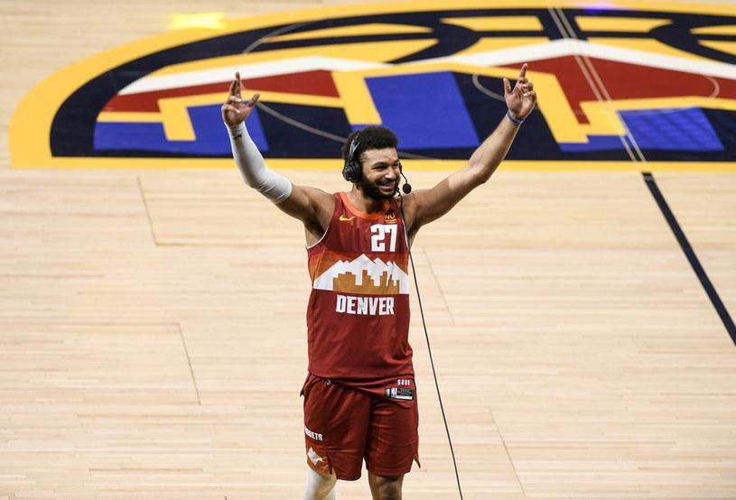 Jamal Murray z Denver Nuggets /Aaron Ontiveroz /Getty Images
