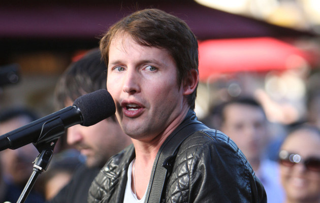James Blunt   /Splashnews