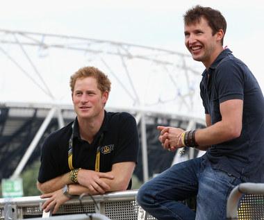 James Blunt staje w obronie Meghan Markle i księcia Harry'ego