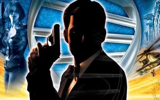 James Bond: Agent Under Fire - fragment okładki z gry /Informacja prasowa