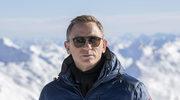 James Bond ściga się w Alpach