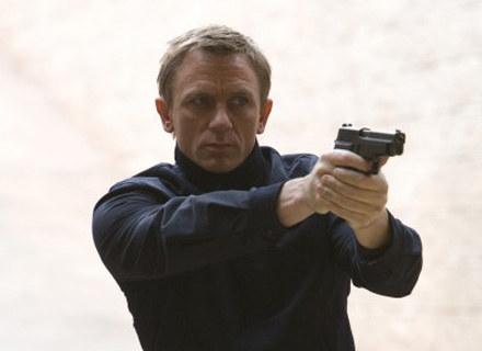 James Bond wyprzedził w ankiecie Indianę Jonesa i Harry Pottera /materiały dystrybutora