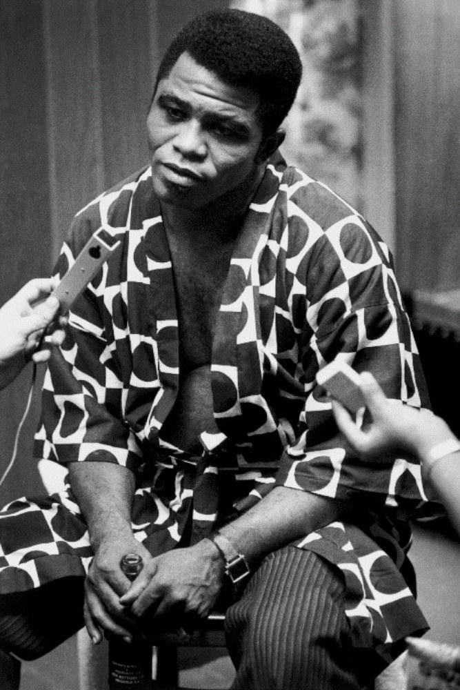James Brown po pamiętnym występie w Apollo /Eve ArnoldMagnum Photos /HBO
