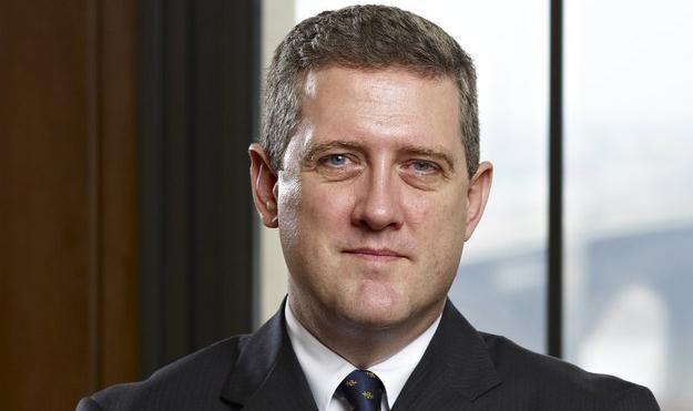James Bullard, przewodniczący oddziału Fedu z St. Louis /AFP