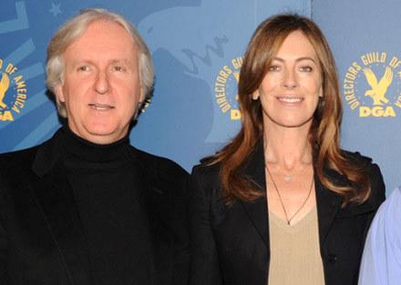 """James Cameron (""""Avatar"""") i Kathryn Bigelow (""""The Hurt Locker"""") to najwięksi faworyci Oscarów /Getty Images/Flash Press Media"""