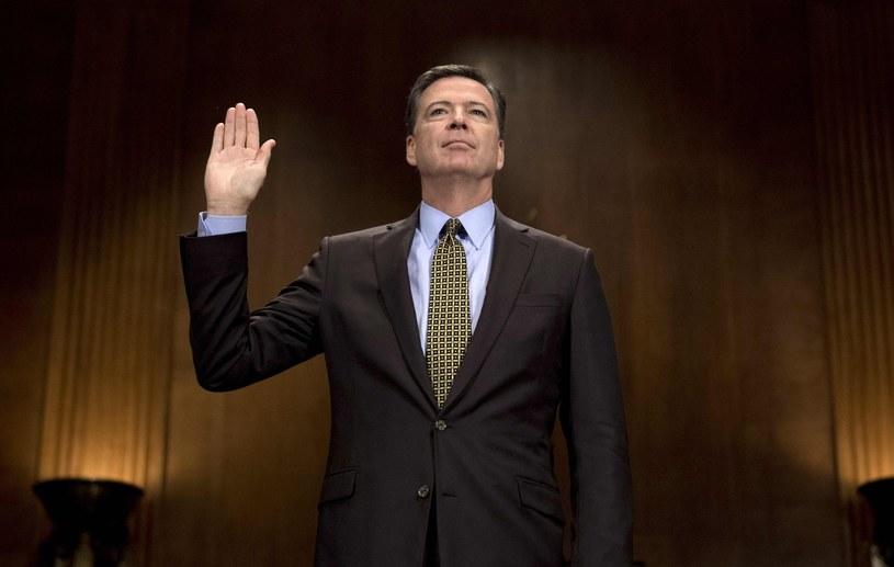 James Comey /AFP