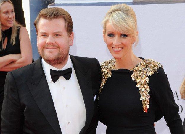 James Corden i Julia Carey /Getty Images