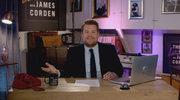 James Corden zrobił talk-show... w garażu