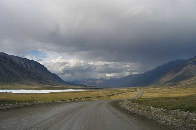 James Dalton Highway. Fot. Micah Bochart /