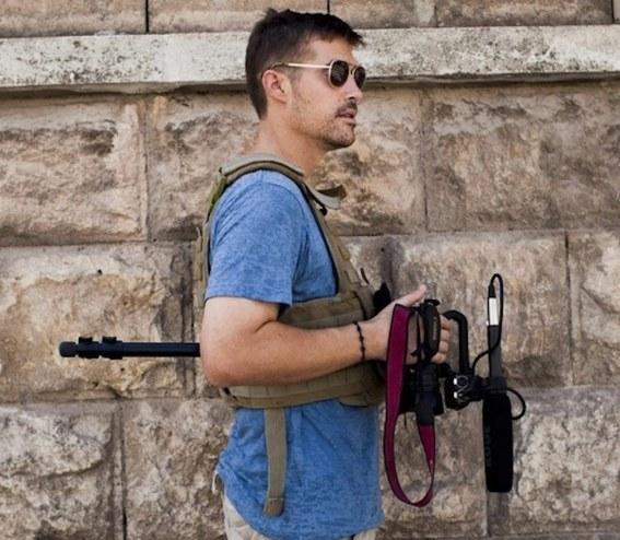James Foley /PAP/EPA/Nicole Tung / Courtesy of Global /PAP/EPA