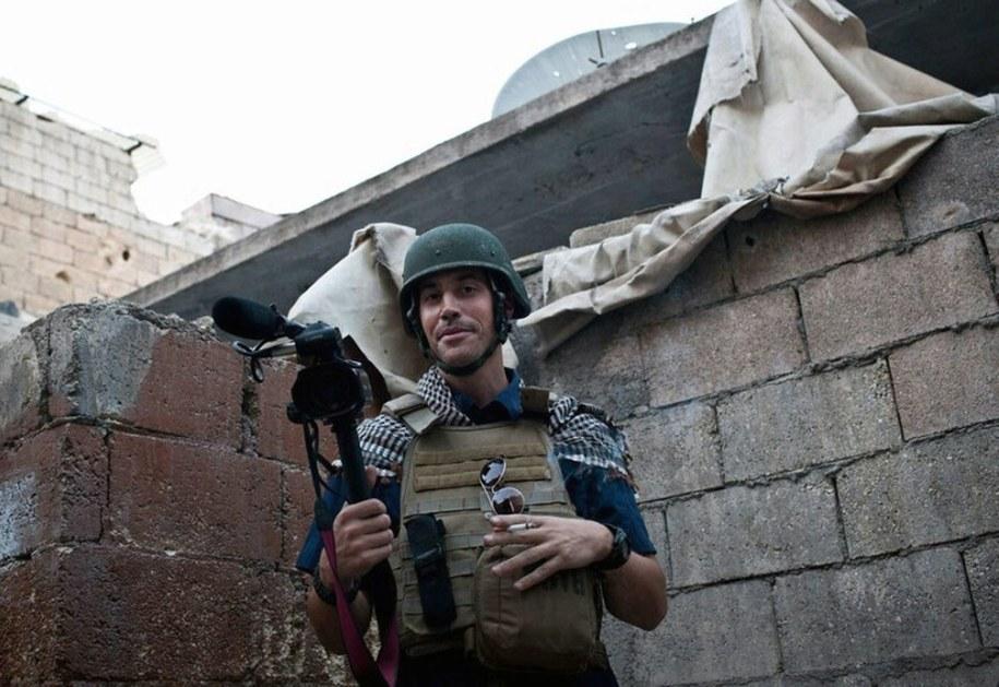 James Foley /Photoshot/freejamesfoley.org/ROPI    /PAP/EPA