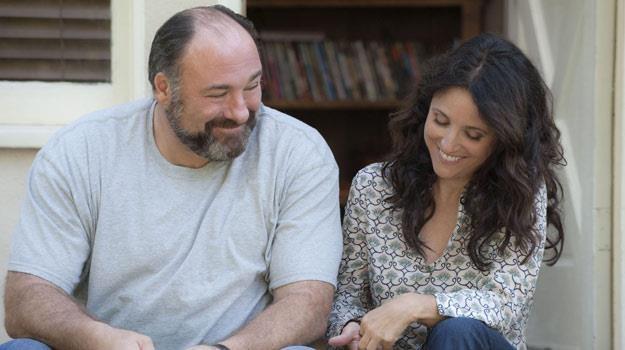 James Gandolfini i Julia Louis-Dreyfus: Zwyczajna miłość /materiały dystrybutora