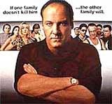 James Gandolfini jako Tony Soprano /