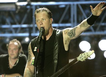 James Hetfield (Metallica) - fot. Dove Shore /Getty Images/Flash Press Media
