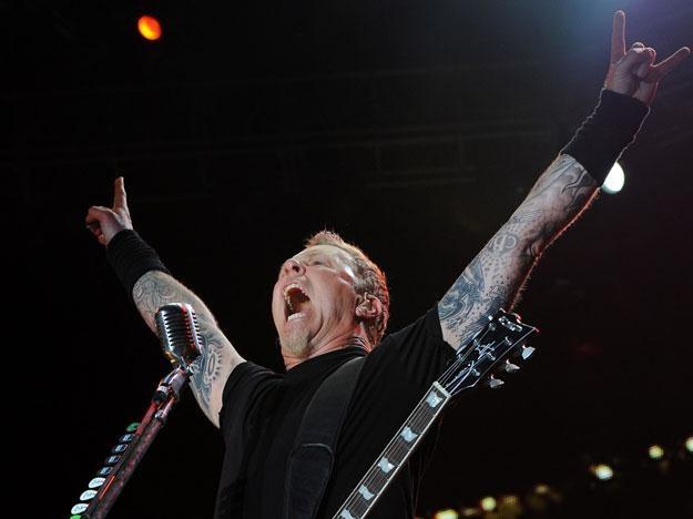 James Hetfield (Metallica): Polsko, nadchodzimy! fot. Kevin Winter /Getty Images/Flash Press Media