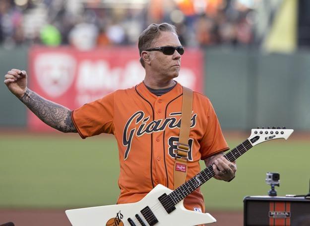 James Hetfield (Metallica) powoli myśli o zakończeniu kariery - fot. Jason O. Watson /Getty Images