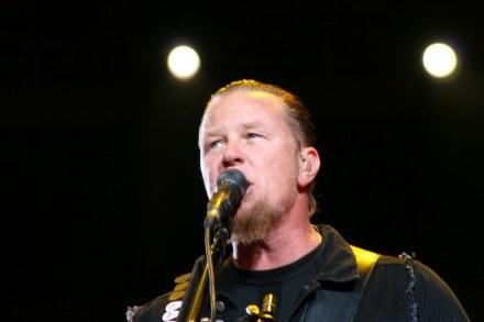 James Hetfield (Metallica) w Chorzowie /INTERIA.PL