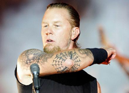 "James Hetfield (Metallica) z dużym dystansem wypowiada się o okresie ""St.Anger"" - fot.Steffen Kugler /Getty Images/Flash Press Media"
