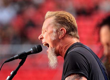 James Hetfield (Metallica) /Getty Images/Flash Press Media