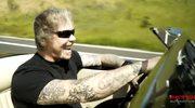 James Hetfield pokazał światu swoje garażowe skarby