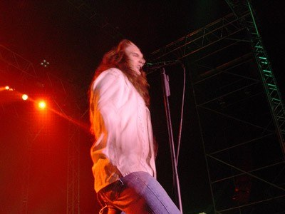 James LaBrie (Dream Theater) /INTERIA.PL