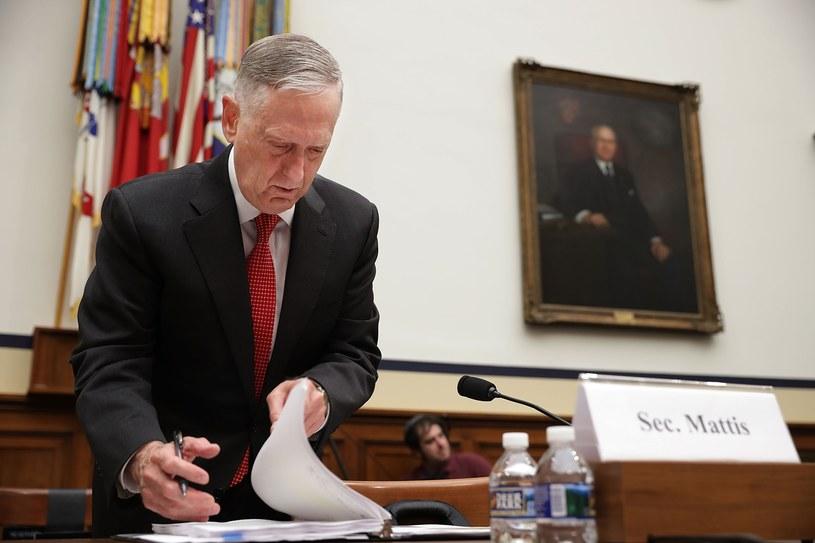 James Mattis /AFP