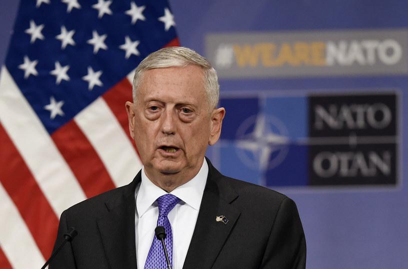 James Mattis /JOHN THYS /AFP